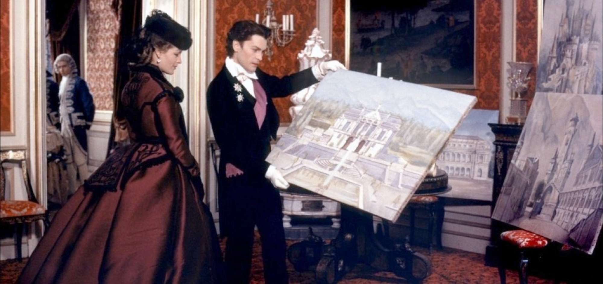 d350447bc3ce Ludwig - Regia Luchino Visconti - Costumi Piero Tosi